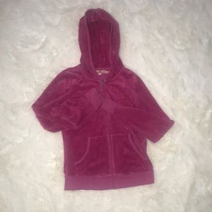 Juicy Couture Little Girls Jacket